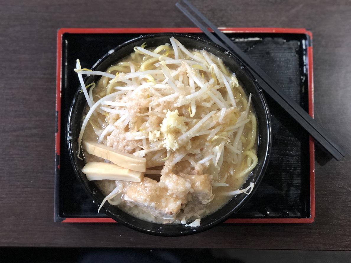 【小牧】次郎系ラーメンを食べるなら「一麺惚(ひとめぼれ)」に駆け込もう