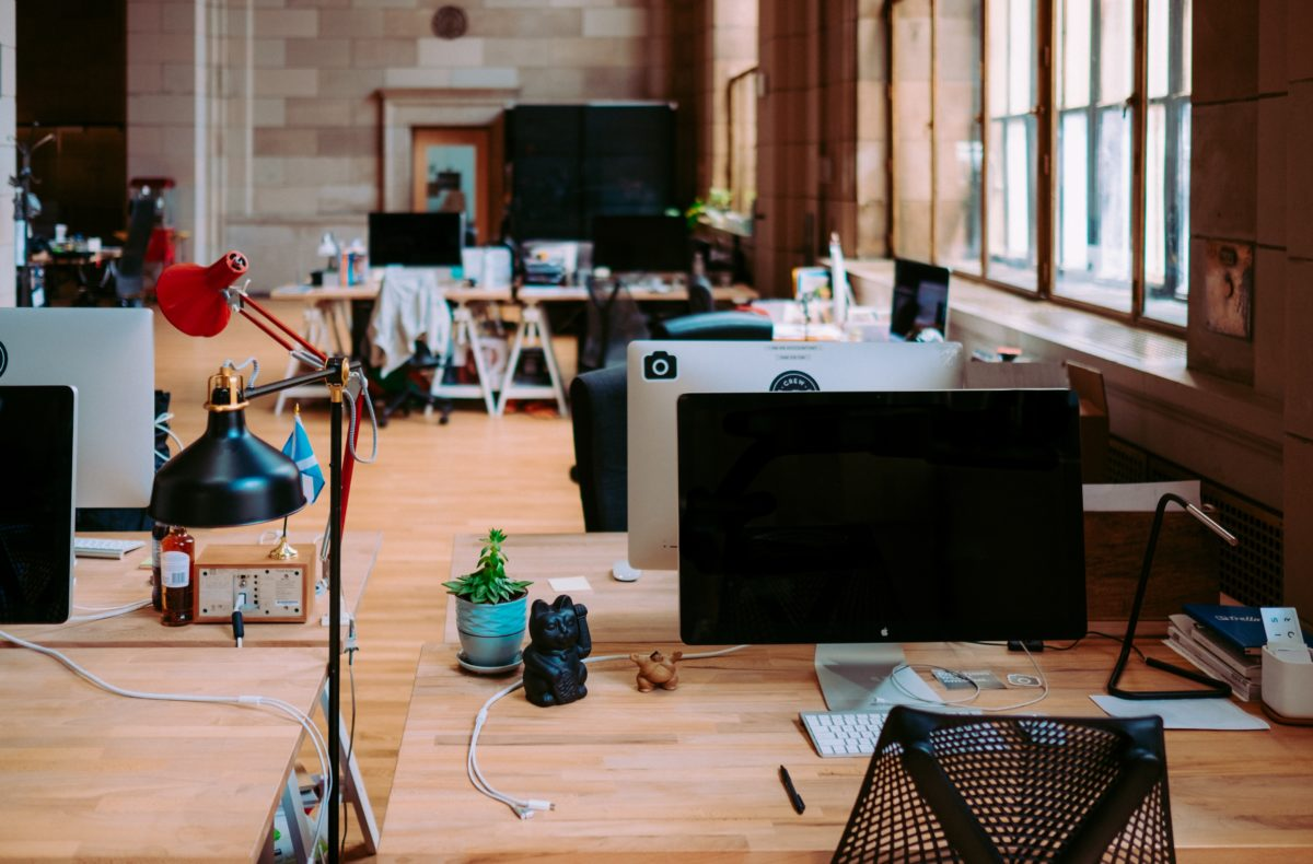 設計事務所へオープンデスクに行く前にぼくが伝えたいお話