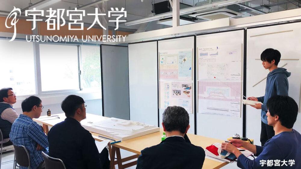 宇都宮大学の建築学科ってどんなとこ?現役学生に聞いてみる。
